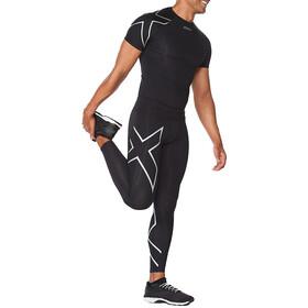 2XU Core Compression SS Shirt Men, czarny